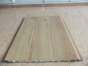 Panel Visaco màu vân gỗ nhạt