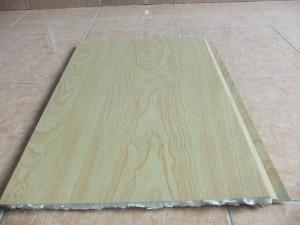 Panel Visaco màu vân gỗ bóng